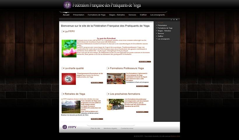 F.F.P.Y. - Un site suivi par Made in Web